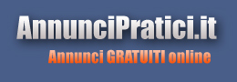 AnnunciPratici.it - Annunci Gratuiti