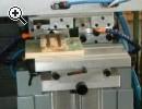 Macchina tampografica 2 colori - Anteprima immagine 1