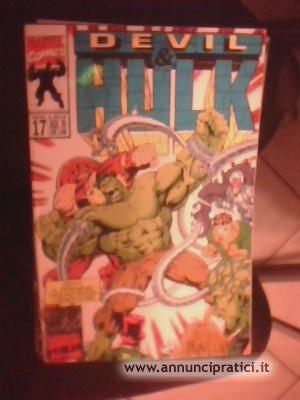 Devil & Hulk n. 17