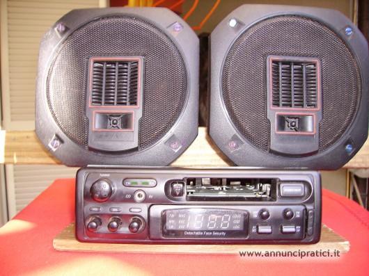Autoradio mangianastri Autosonic Jarama