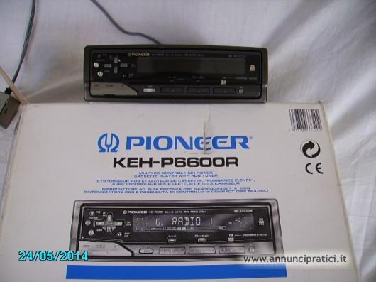 Autoradio Pioneer KEH P.6600R