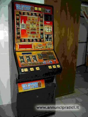 videogioco slot machine vendo