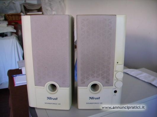 Casse acustiche Amplificate