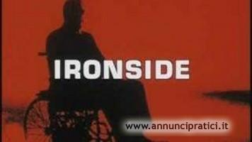 Ironside serie tv completa anni 70-Raymond Burr