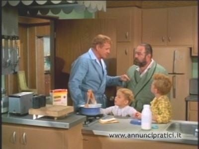 Tre nipoti e un maggiordomo telefilm completo