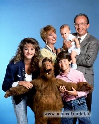 ALF tutta la serie completa anni 80