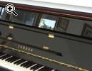 Pianoforte YAMAHA c 108 semi nuovo - Anteprima immagine 1