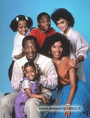 I Robinson serie tv completa anni 80 - Bill Cosby
