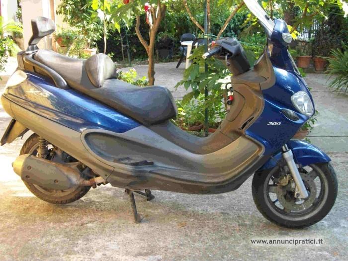 scooterone piaggio evolution anno 2003 vendo
