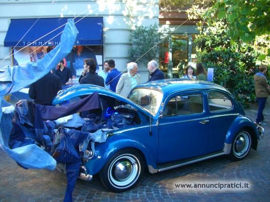 Noleggio MAGGIOLINO -1964- Per Matrimoni ecc