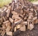 legna secca pronta da bruciare