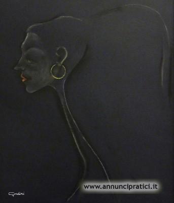 Dipinto Zingara