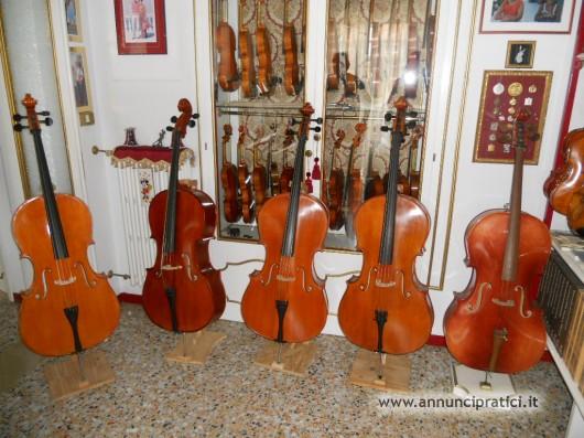 violini, viole, violoncelli
