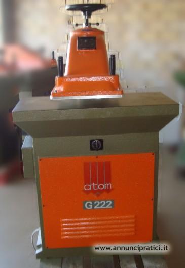 Fustellatrice Trancia a bandiera Atom G222