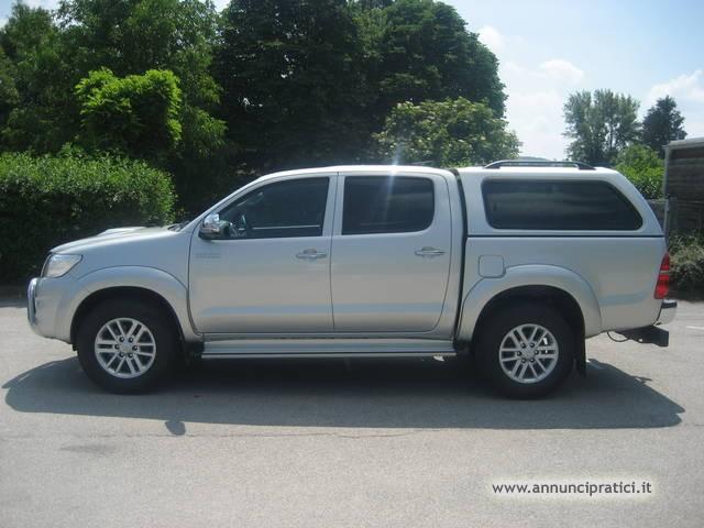 Toyota Hilux 4x4 3.0 D-4D