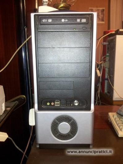 PC DESKTOP, INTEL Pentium 4 CPU 3,0 GHz,