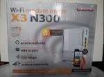 Modem Router Sitecom WLMWi-3600 N300 Wi-Fi X3