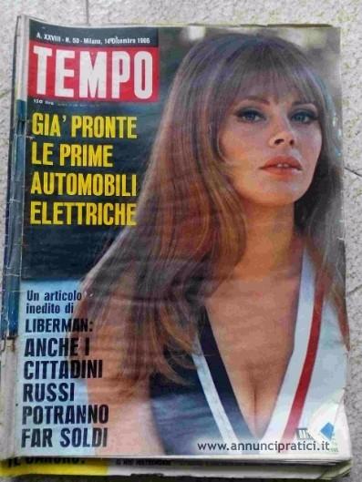 antiche riviste vendo