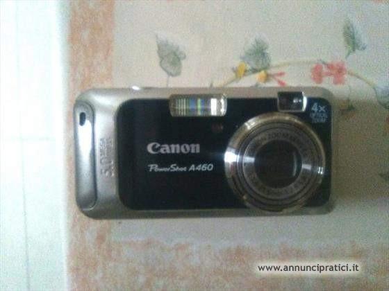 Fotocamera digitale compatta Canon PowerShot A460