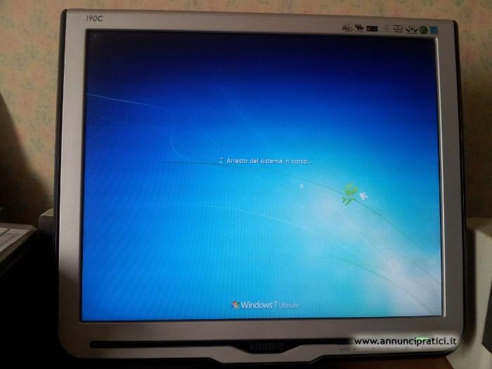 Monitor LCD Philips 190C 48cm (19 pollici)