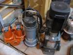 pompe grundfos nuove per acque luride e antincendi