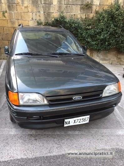 Ford WAG Escort 1.8i 16v S.W. auto d'epoca 1992
