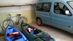 Box auto/magazzino 28 mq piano stradale