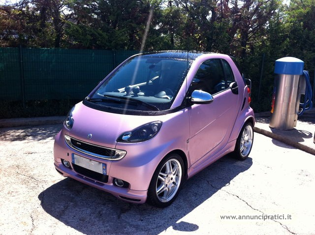 SMART fortwo COUPE softouch BRABUS EXCLUSIVE 1000