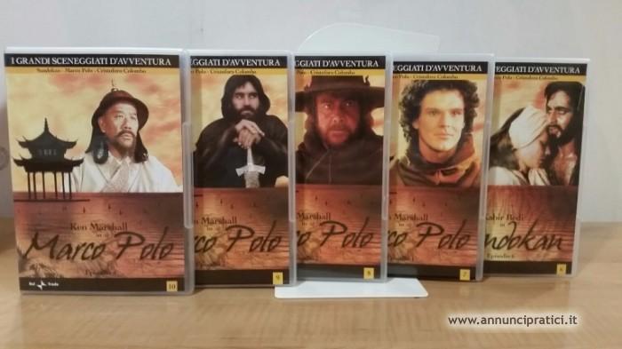 DVD I GRANDI SCENEGGIATI D'AVVENTURA