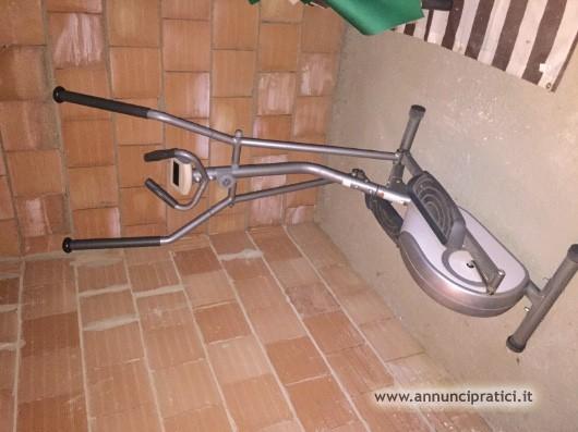Offro cyclette ellittica