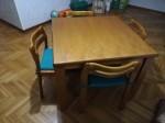 Tavolo Sala da Pranzo con sedie