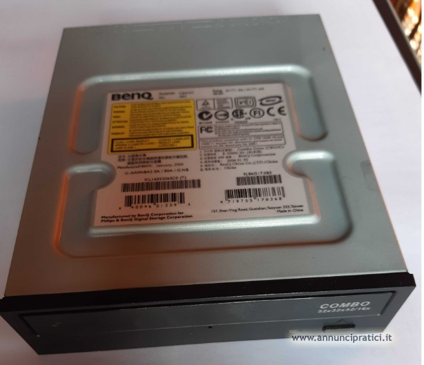 Masterizzatore CD/DVD interno BENQ Combo