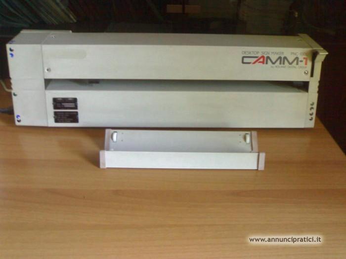 PLOTTER da taglio Roland CAMM-1 PNC-1000.