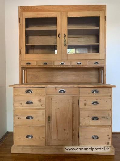 VENDO Credenza in legno originale Valle Aurina