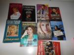 24 Libri assortiti musica e romanzi