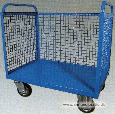 carrelli per trasporto
