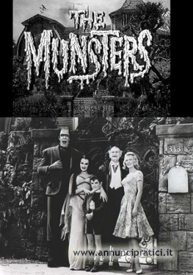 I Mostri serie tv completa anni 60