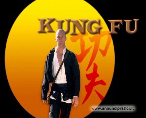 Kung fu serie tv completa anni 70 David Carradine