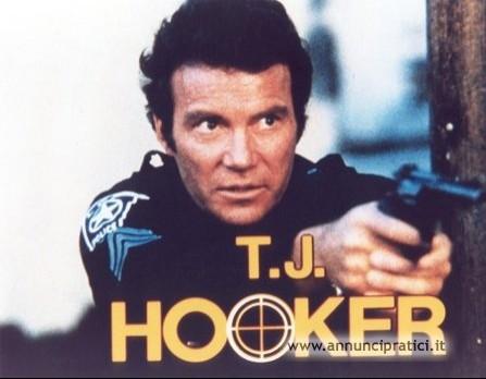 T.J Hooker serie tv anni 80