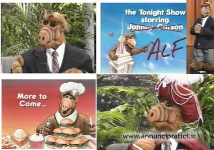 ALF L'alieno serie tv completa anni 80