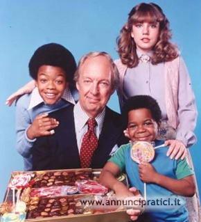 Il mio amico Arnold serie tv completa anni 80