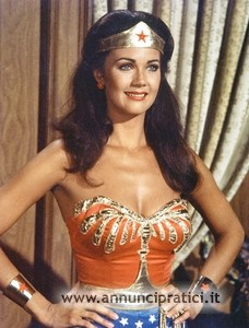 Wonder Woman serie tv completa anni 70-80