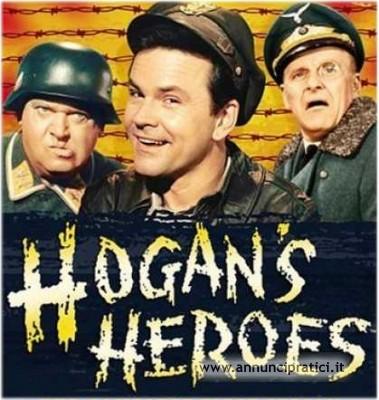 Gli eroi di Hogan 35 episodi-Teleiflm anni 60