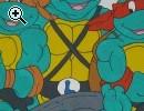 Disegno Turtles a tempera - Anteprima immagine 1