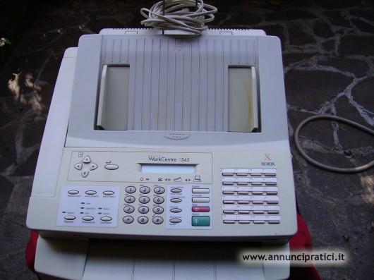 Fax Erox Word Center Pro 545