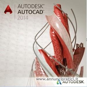 Autocad 2014 retail 32-64 bit-ITA
