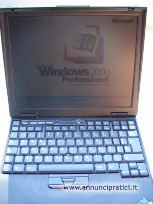 Computer IBM Thinkpad
