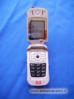 Cellulare Motorola mod. V.980